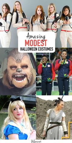 You don't have to show it all to have an amazing Halloween costume! Find DIY…
