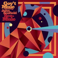 Gov't Mule - Featuring John Scofield Sco-Mule on Limited Edition 180g 2LP + Download