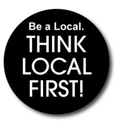 Think, buy & be local. Choose to use the small business that love being a part of their communities.   #livelocalusa #shopsmall