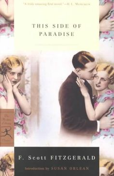 This Side of Paradise (Modern Library Classics)