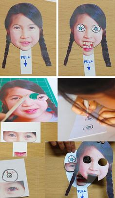 Creepy-Face-Changer | Click Pic for 27 DIY Halloween Decorating Ideas for Kids | Easy Halloween Party Decor Ideas for Kids
