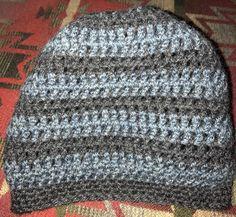 "3 mo+ infant baby boy crochet winter hat cap beanie blue brown jsuey123 16"" #handmadebyjsuey123 #Crocheted"