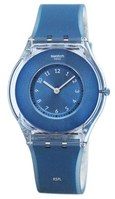 Swatch Skin Dive In Quartz Womens Watch, blue Seiko 5 Sports Automatic, Seiko Automatic, Swatch, Seiko 5 Military, Rolex Watches, Watches For Men, Crown And Buckle, Online Watch Store, Sunglasses Online