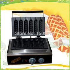 2016 new design commerical waffle making machine waffle stick machine electric waffle hot dog machine