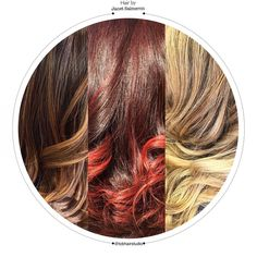 ''Tis the season for color transformation. Call @tcbhairstudio to book your hair appointment and look fabulous for the holidays (562)428-8256 www.tcbhairstudio.com link in bio