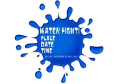 WATER (FIGHT) PARTY IDEAS