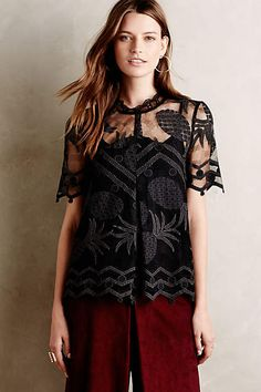 HD in Paris Pina Lace Top