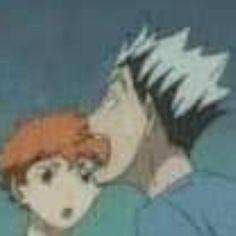Haikyuu Funny, Haikyuu Fanart, Otaku Anime, Anime Art, Volleyball Anime, Funny Anime Pics, Anime Stickers, Cursed Images, Anime Shows
