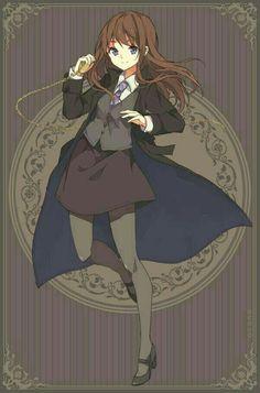 Manga Anime, Anime Eyes, Manga Girl, Anime Chibi, Kawaii Anime Girl, Anime Art Girl, Anime Girls, Hyanna Natsu, Character Art