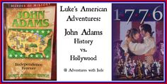 John Adams: History vs. Hollywood #president
