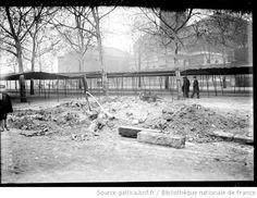 [Raid de] gothas [bombardiers allemands] sur Paris, 31/1/18 : [photographie de presse] / [Agence Rol] - 1