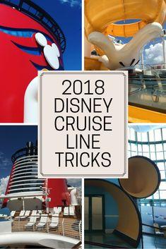 2018 Disney Cruise Line Tricks