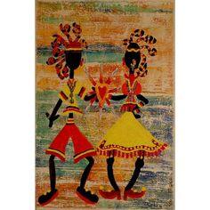 JAMAICAN ART #PicOfTheDay #BlackArt #colourful #beautiful #brightcolours #JamaicanArt