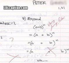how to fail an exam