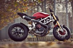 The Ducati Monster