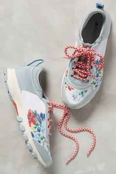 Adidas by Stella McCartney Adiero Sneakers Grey Sneakers #anthrofave