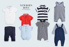 マイファーストワードローブ | 新生児ボーイズ & ユニセックス | ボーイズ | Next:日本