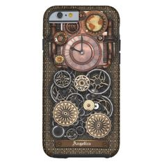 Steampunk iPhone 6 Cases | Steampunk iPhone 6 Cover Designs