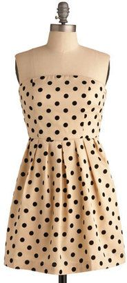 Some Like It Spot Dress