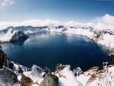Heaven Lake, White Summit Mountain (the spiritual originof Korea), HN, KOREA