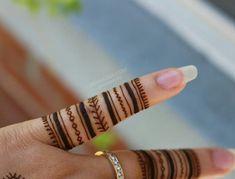 Wedding Henna Designs, Latest Henna Designs, Mehndi Designs For Girls, Stylish Mehndi Designs, Mehndi Designs For Fingers, Latest Mehndi Designs, Finger Mehndi Style, Finger Henna Designs, Simple Arabic Mehndi Designs