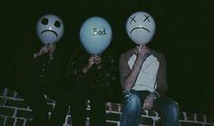 sad, grunge, and indie image