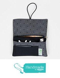 Tabakbeutel Rhomben. 16 x 17 cm from La Industria Handmade https://www.amazon.de/dp/B01M330GE4/ref=hnd_sw_r_pi_dp_iOiLyb6CF87EW #handmadeatamazon