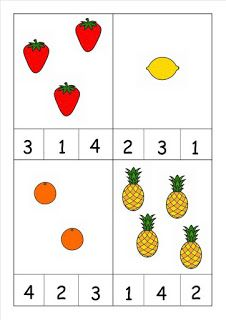 Kindergarten Math Worksheets toddler Preschool Fruit Worksheet for Kids Numbers Preschool, Preschool Printables, Preschool Learning, Toddler Preschool, Preschool Crafts, Crafts For Kids, Teaching Art, Kindergarten Math Worksheets, Preschool Worksheets