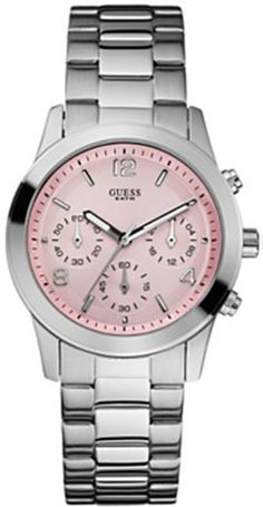 Guess Women's Watch U12605L3 GUESS. $134.97. Stainless Steel. Chronograph