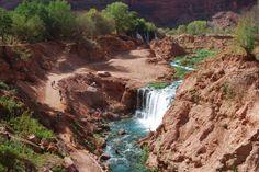 2. Rock Falls and New Navajo Falls