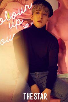 Baro | 바로 | Cha Sun Woo | 차선우 | B1A4 | 5/9/1992 (Virgo)