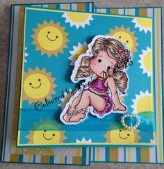 Joy Fold card.