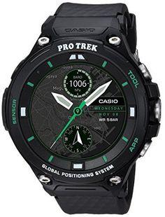 b03d8496c2d  smartwatch  luxury Casio Smart Watch WSD-F20X-BKAAU Protrek Smart Limited  Edition