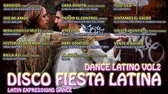 nice ¡LATINO! DISCO FIESTA LATINA Vol2 Latin Expressions Dance! fiesta enganchados   party mega Check more at http://trendingvid.com/music-video/latino-disco-fiesta-latina-vol2-latin-expressions-dance-fiesta-enganchados-party-mega/