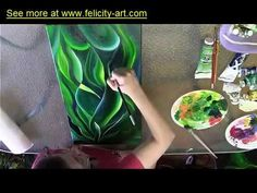 """Anastasia Tversky - Full Abstract Painting DEMO - Oil - """"Zest for Spring"""" Project 365, Types Of Art, Art For Sale, Acrylics, Modern Art, Abstract Art, Colorful, Bright, Fine Art"""