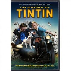 The Adventures of TinTin: A Great Animated Movie of 2012