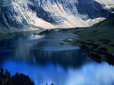 Glaciar National Park! Miss it!