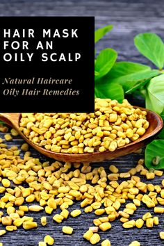 Oily scalp and hair can cause a lot of frustration. Click Here to learn about a DIY hair mask to get rid of oily hair naturally. Also, learn what causes oily scalp and how you can avoid it. Stop greasy hair with this natural remedy. Pin to save for later or click to learn now!