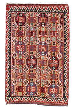 Skåne röllakan textile, ca. 1800.