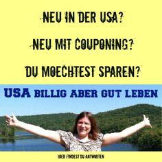 USA billig aber gut leben: Couponing für Anfänger. Du bist neu in der USA und möchtest mit Couponing starten oder einfach nur sparen. Hier findest du Antworten und Tipps.