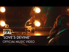 Seal - Love's Divine (Official Music Video) - I think P may be singing this to me. ..
