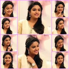 "7,262 Likes, 29 Comments - ssmusic (@ssmusicofficial) on Instagram: ""#Pretty #keerthysuresh !! @keerthysuresh.official @keerthyysuresh"""