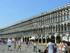Saint Marco square...   Photo: Beata B.