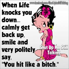 25 Betty Boop Quotes Sayings & Images Sassy Quotes, Great Quotes, Quotes To Live By, Funny Quotes, Inspirational Quotes, Motivational, Badass Quotes, Awesome Quotes, Flirting Quotes