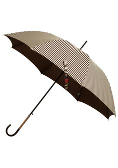 Just Stripe for Rain Umbrella | Mod Retro Vintage Umbrellas | ModCloth.com