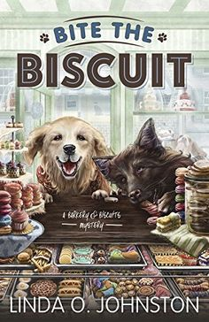 Bite the Biscuit (A Barkery & Biscuits Mystery) by Linda O. Johnston ...May 8, 2015... http://www.amazon.com/dp/0738745030/ref=cm_sw_r_pi_dp_Cn8sub1SN9EQ5