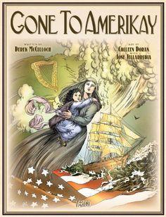 Gone to Amerikay by Derek McCulloch. $16.49. 144 pages. Author: Derek McCulloch. Publisher: Vertigo (April 3, 2012)