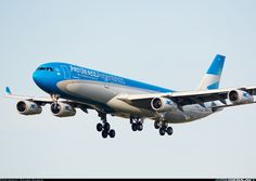 Airbus A340-313X aircraft picture