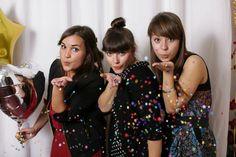 Livia, Kristin, Aileen
