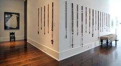 Beautiful rosaries to live with....Loya Interior   Love Your Casa